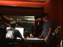 原來一直在忙工作(錄音&寫歌)